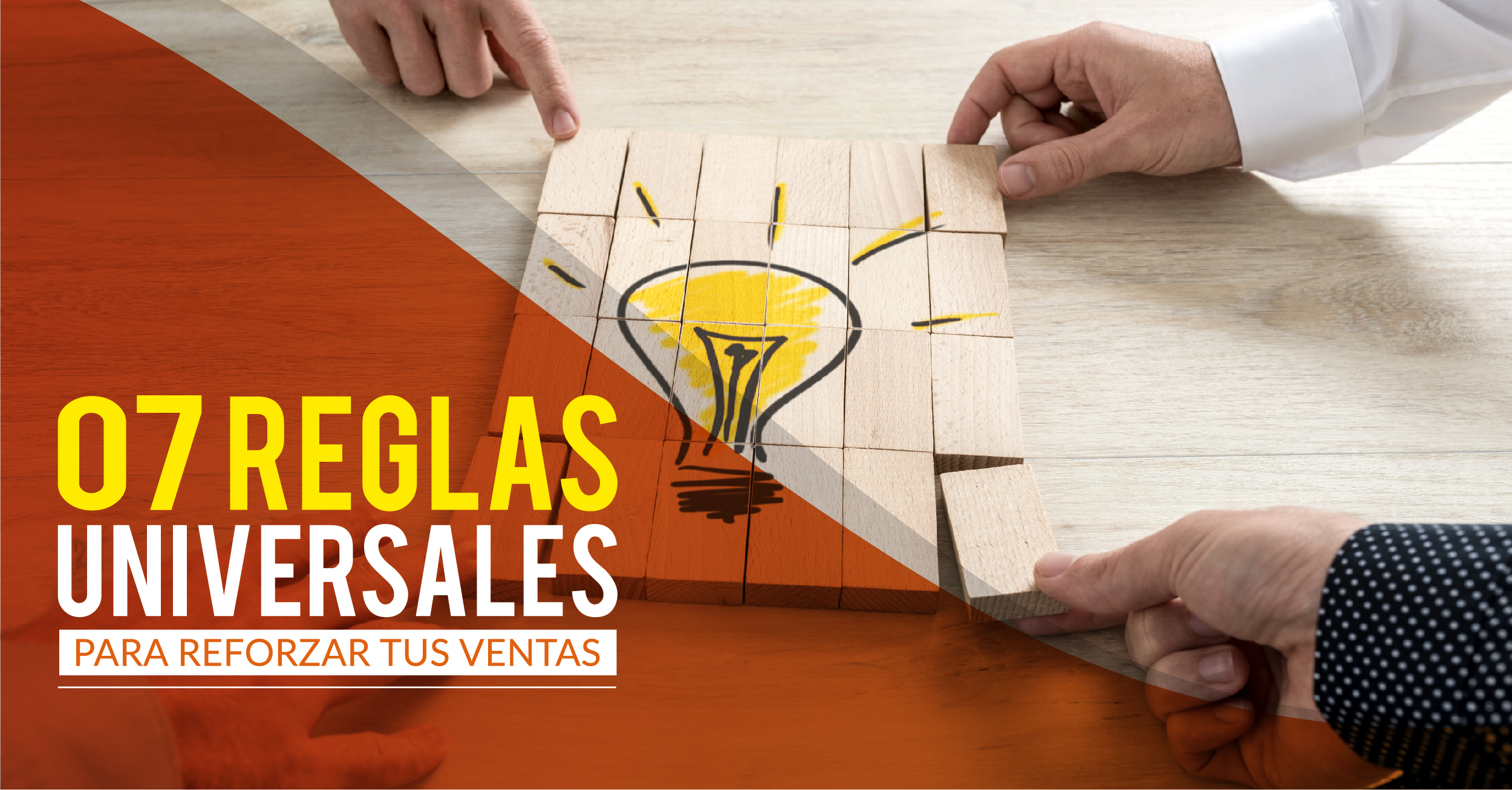 07 Reglas universales de la ventas - marketing - ventas online