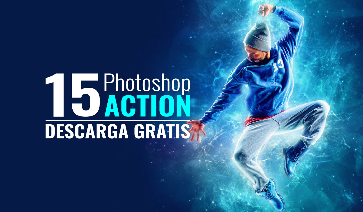 free Photoshop actions - filter - effects - psd actions - actions psd gratis - 15 acciones de photoshop gratis