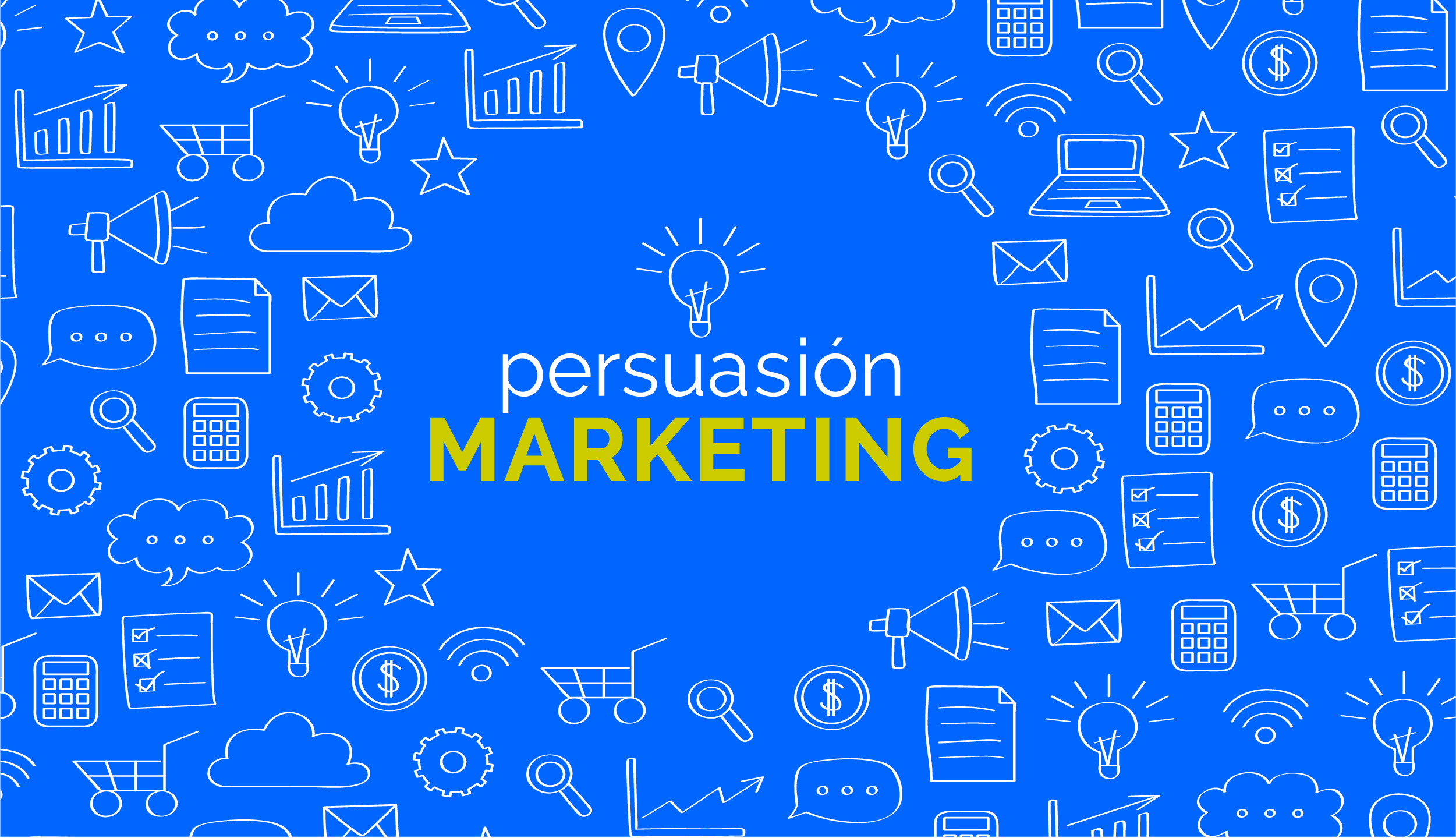 Pesuacion del MARKETING Post