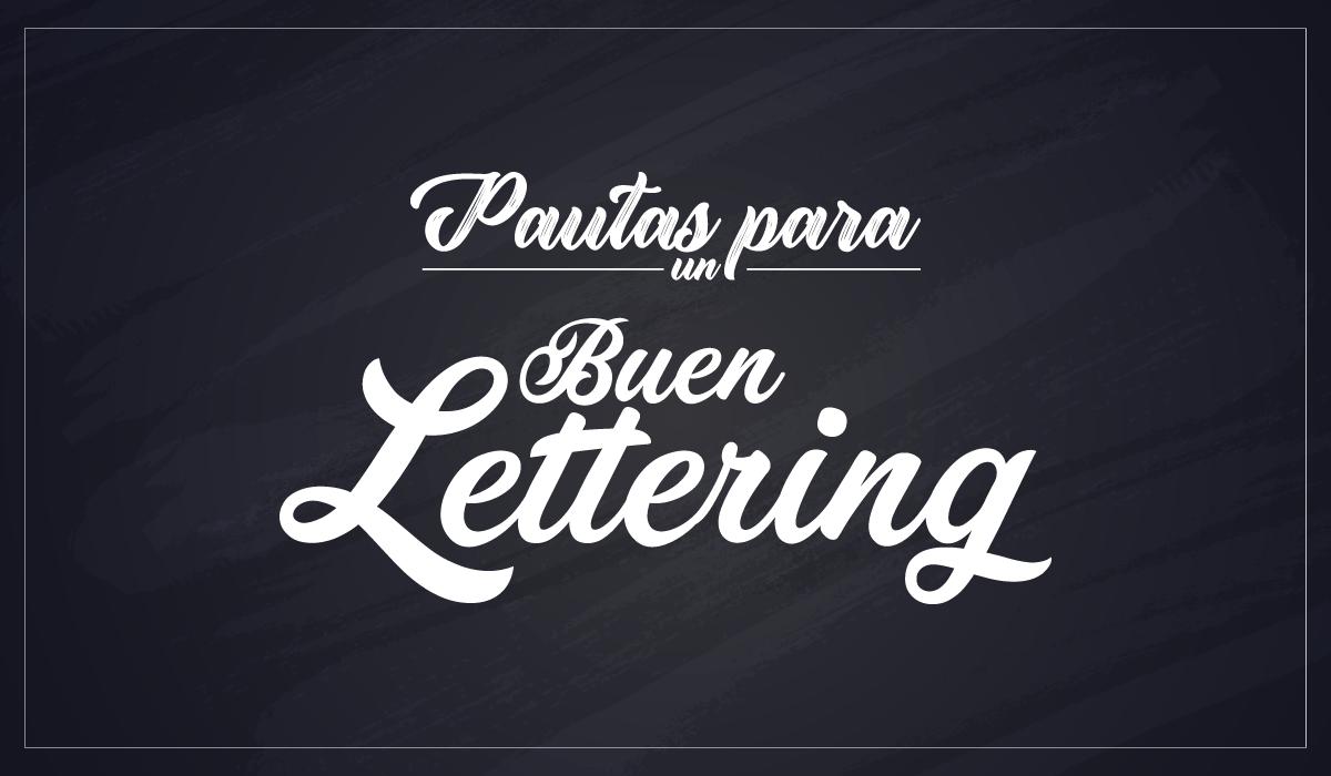 Pautas para un buen Lettering pdf gratis - lettering pdf español- lettering libro pdf