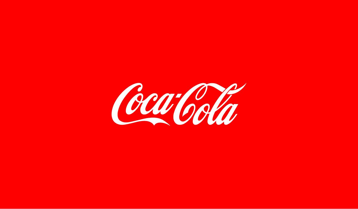 logotipo _ Coca Cola _ marca _ diseño