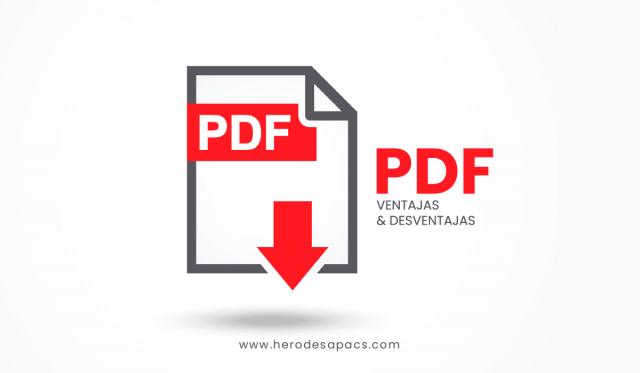 usos - ventajas - desventajas del formato pdf - archivos pdf - adobe - illustrator - photoshop