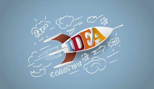 5 Trucos para encender y desarrollar tu pensamiento creativo - desarrollo creativo - como ser creativo - actividades para desarrollar la creatividad