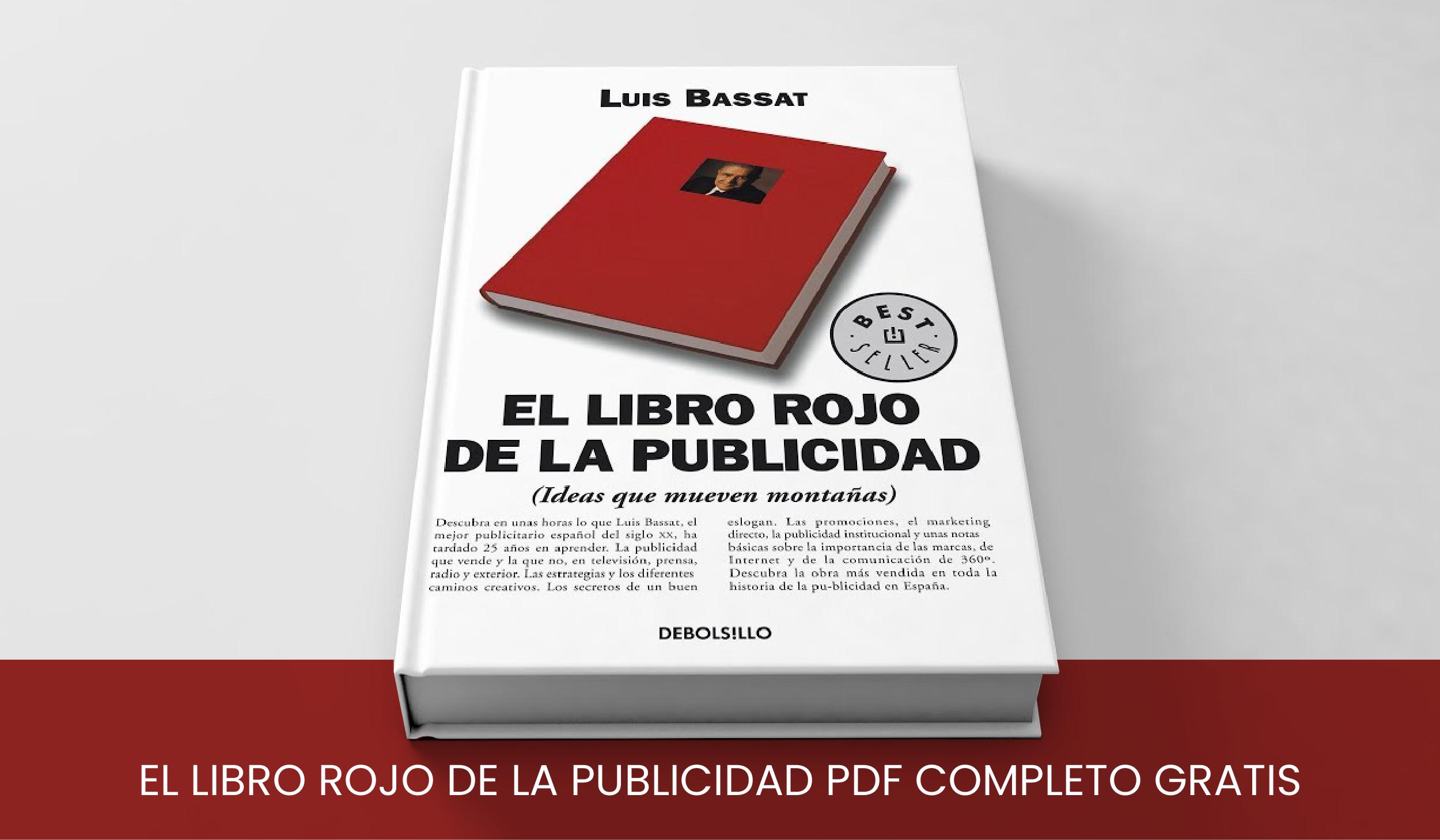 El libro rojo de la publicidad – PDF