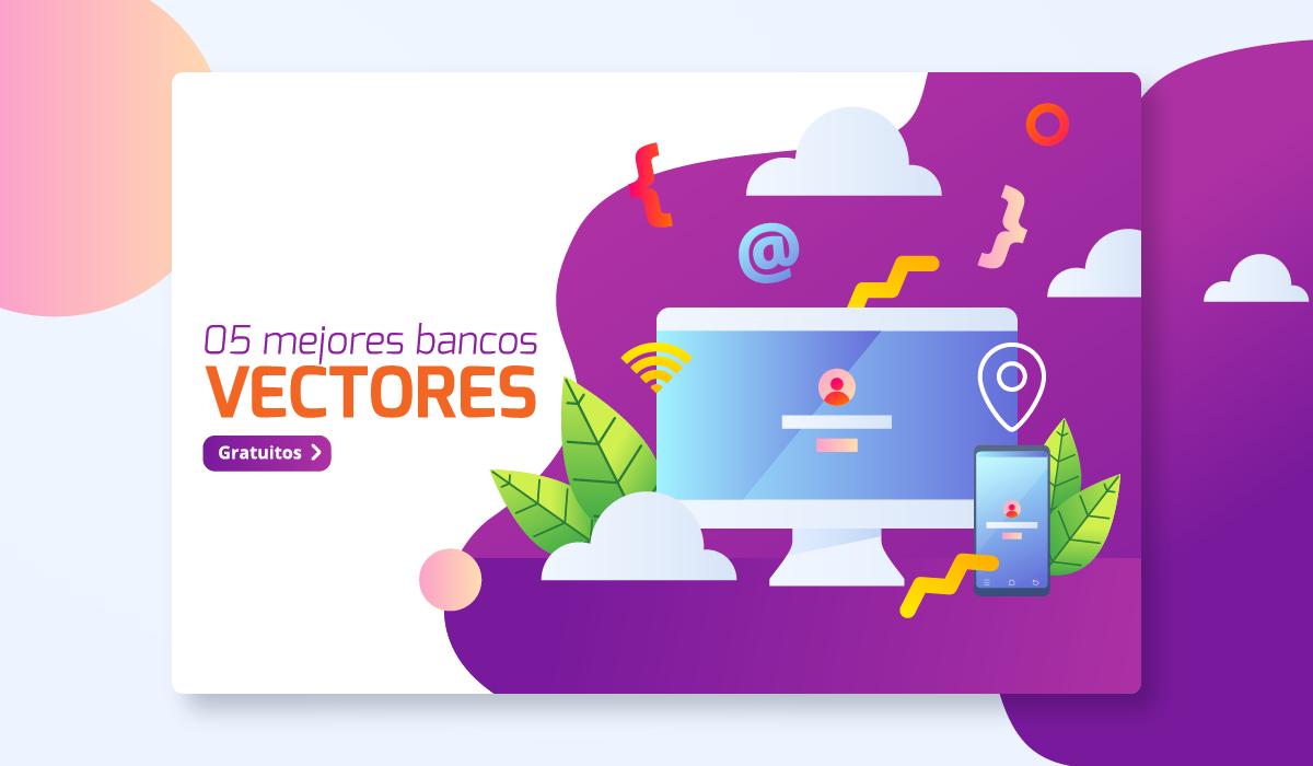 5 bancos de vectores gratis para descargar - paginas de vectores para descarga gratis - vectores gratis