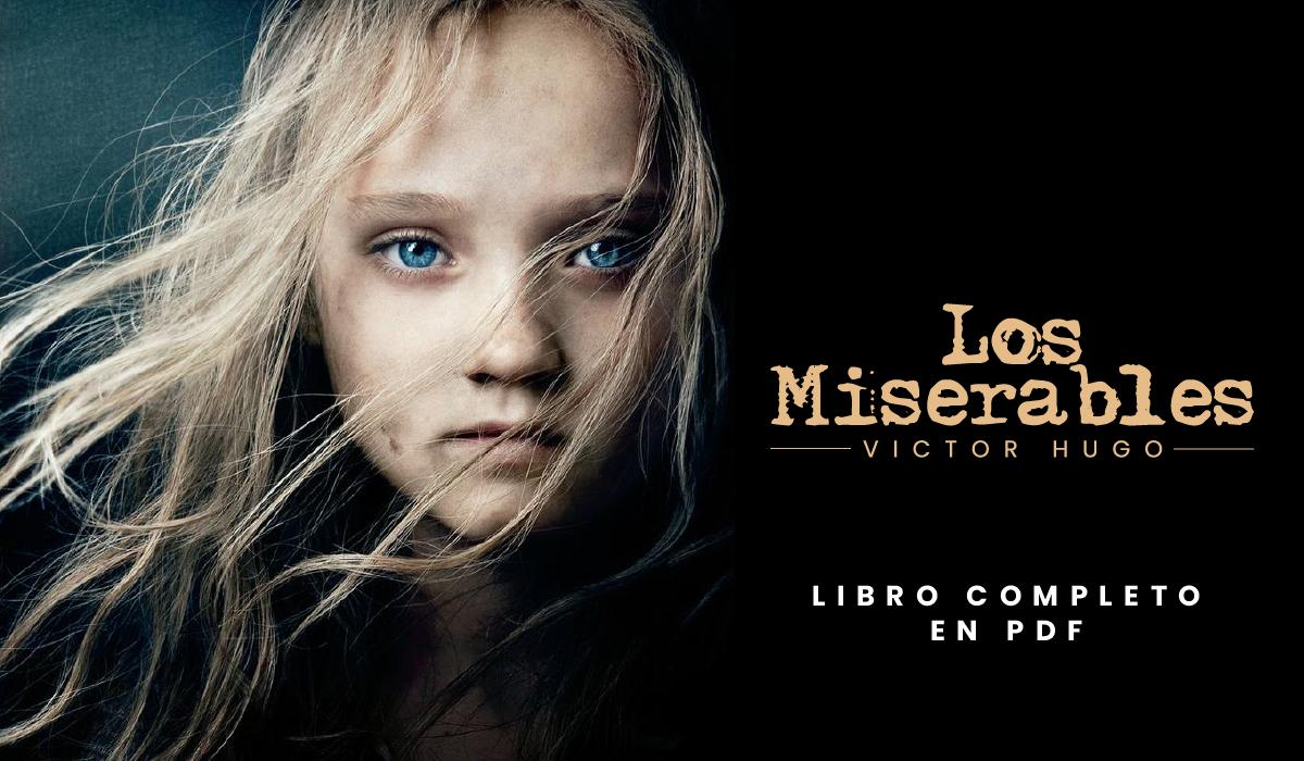 libro completo los miserables pdf - victor hugo
