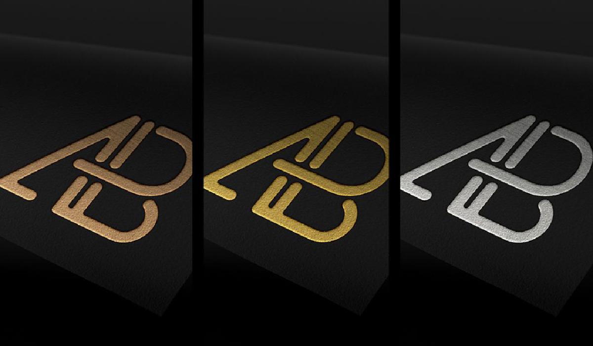 Mock Ups para presentación de logos- psd - logo mockup - logos ups - template - 3d logo mockup - gratis