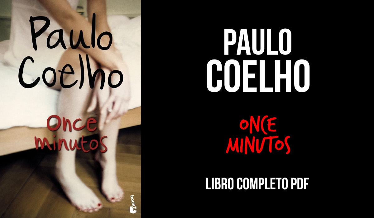 pdf once minutos - descarga 11 minutos libro completo pdf - paulo coelho - obras