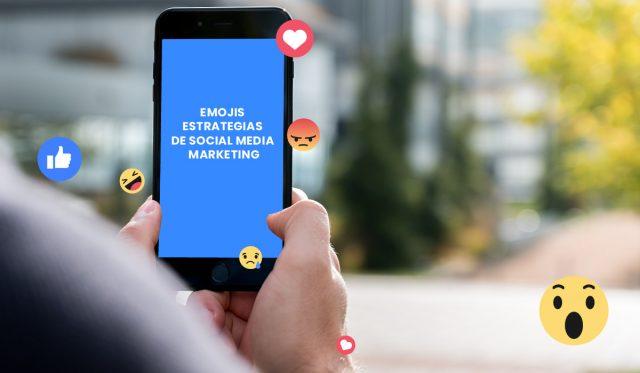 Como utilizar emojis como estrategias de social media marketing - emojis para texto - gestion de redes sociales
