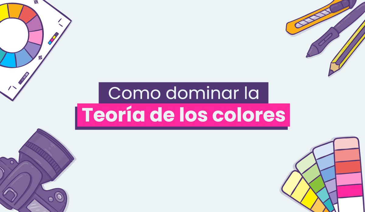 La teoría de la psicología de los colores - colores primarios - colores secundarios