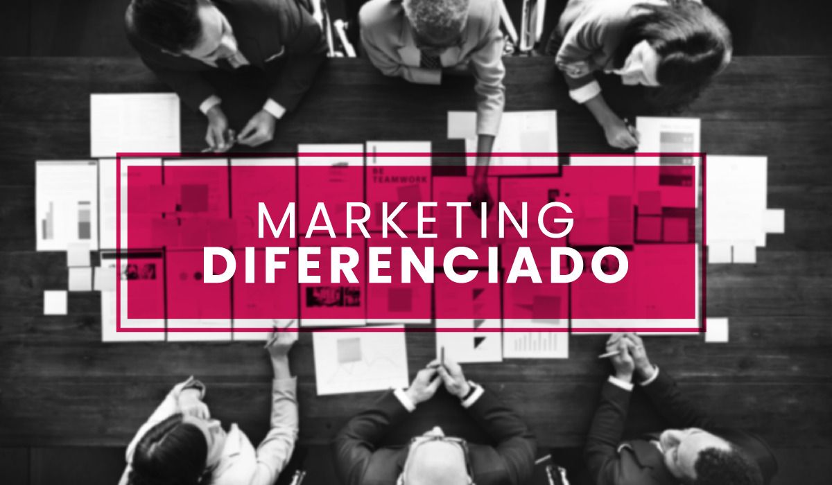 Marketing concentrado contra marketing diferenciado - segmentacion de mercado - mezcla de marketing