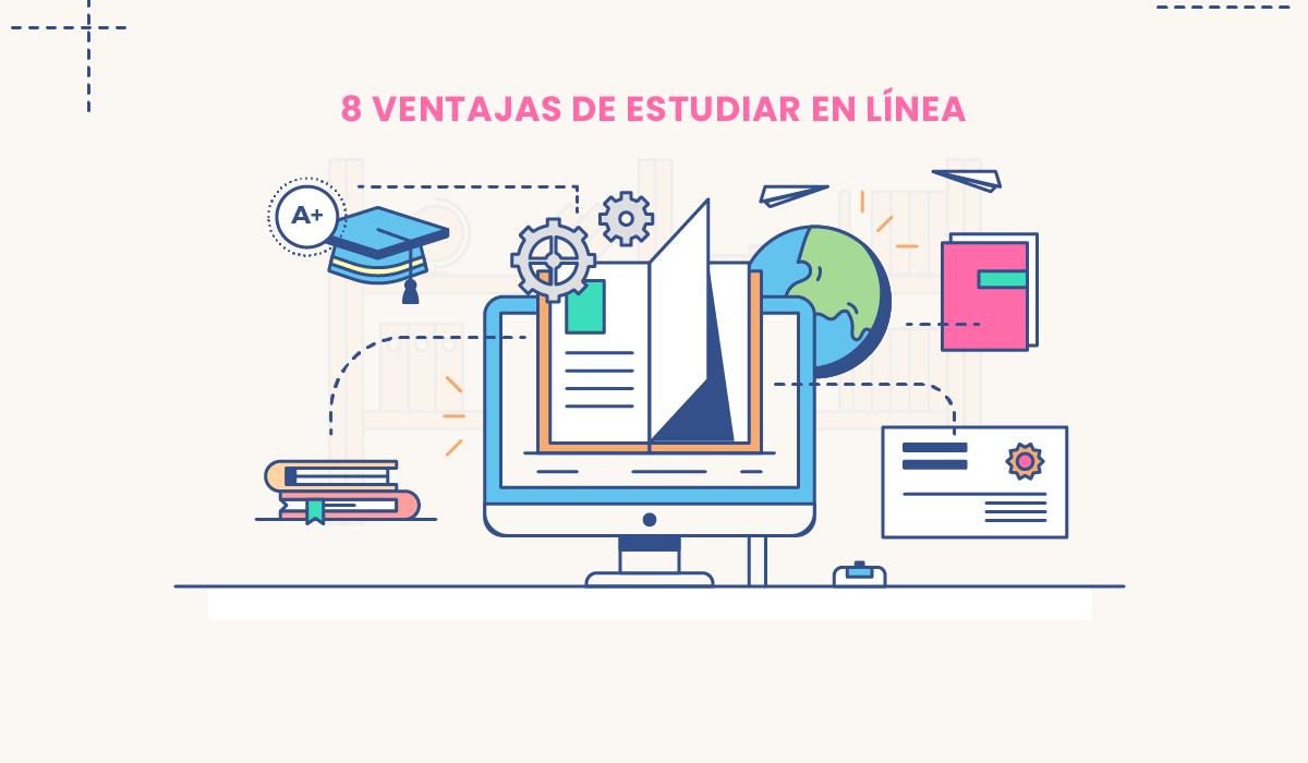 Ventajas de la formación en línea - aprendizaje en linea - plataforma de formacion en linea - educacion virtual - plataforma educativa