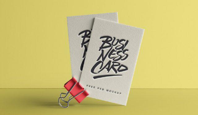 photoshop business card mockup gratis - tarjetas de visitas - mockup tarjetas de presentacion