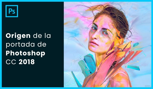 idea creativa de la portada photoshop 2018