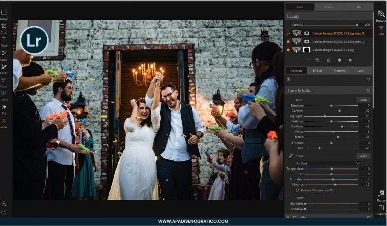 Adobe Lightroom CC 2019 - full - español - gratis