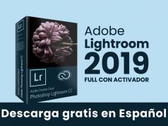 Descarga Adobe Lightroom CC - version 2019 - full - español + activador - parche - windows - 7 - 8 - 10 - mega