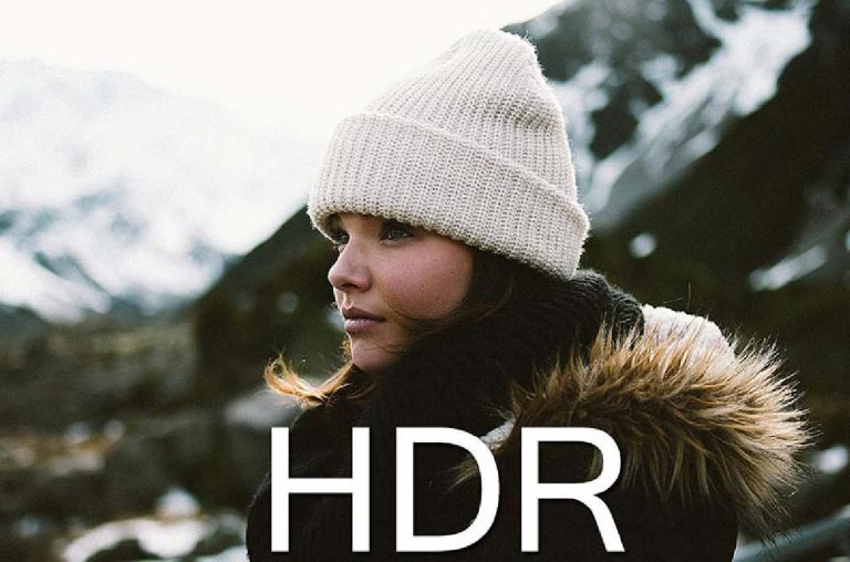 Efecto HDR gratis