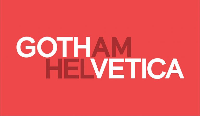 Gothvetica - descarga gratis - tipografia - moderna