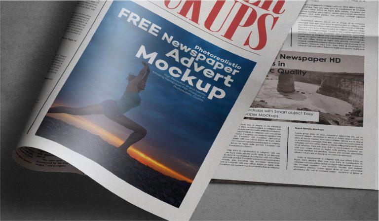 Periodico - newspaper - psd - gratis