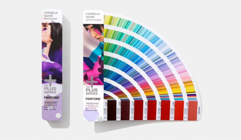 libro de colores Pantone