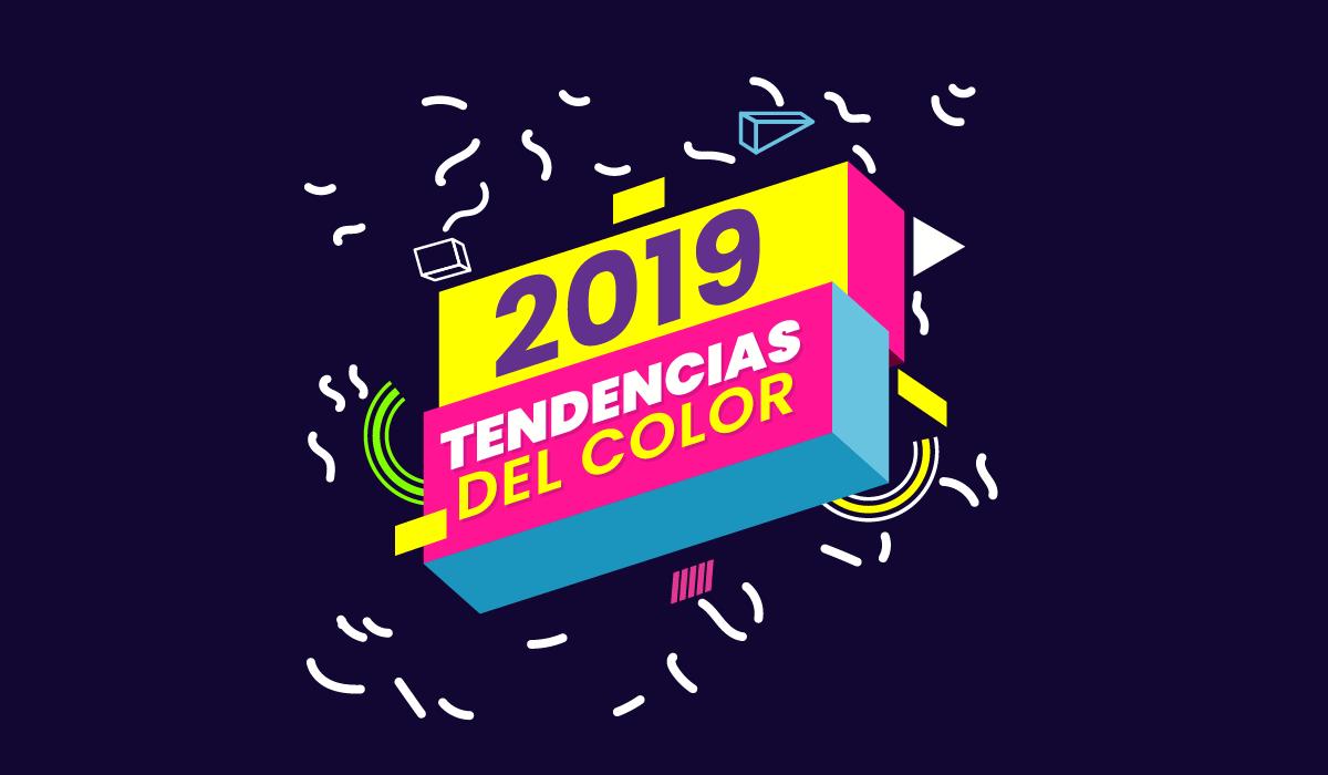 Tendencias del color 2019 - colores - más usados - por paises - culturas