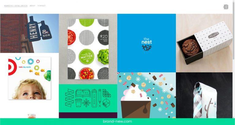 brandnew - website - inspirativa - logo - marca - logotipos - diseño - diseñadores