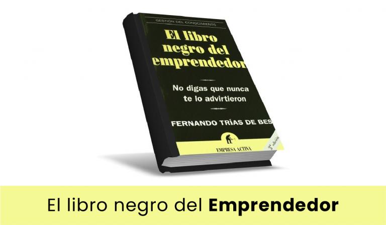 el libro negro del emprendedor - libro recomendado gratis