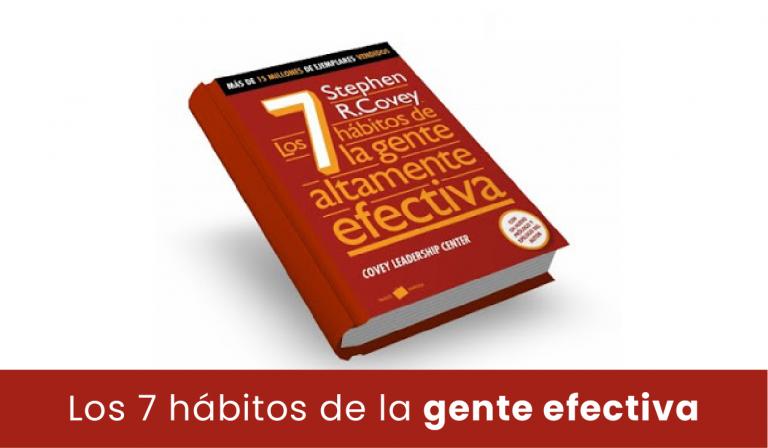 libros los 7 habitos de la gente efectiva - stephen covey - pdf - gratis