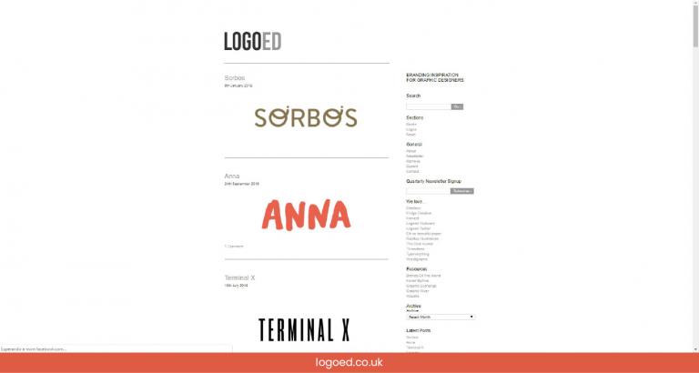 logoed - pagina - sitio - web - para identidad corporativa - creativas