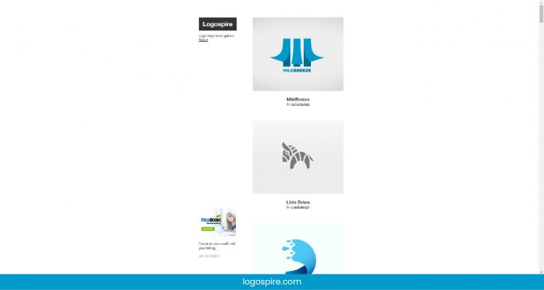 logospire - website - logos - inspiracion - diseñadores