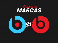 6 ejemplos de Logotipos de marcas famosas similares en diseño - logos comerciales - llamativos - guerra de marca - branding