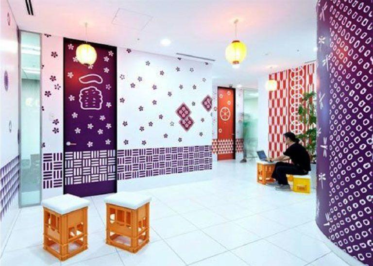 Google sede japon - mejor oficina con espacio y diseño para inspirar la creatividad-09