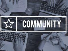 Social media - trabajo de community manager - empresas