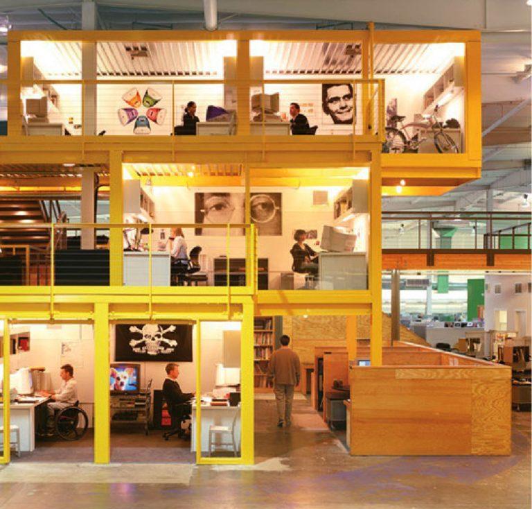 TWBA - la mejor agencia de publicidad con creativos espacios de diseño para estimular sus empleados-15