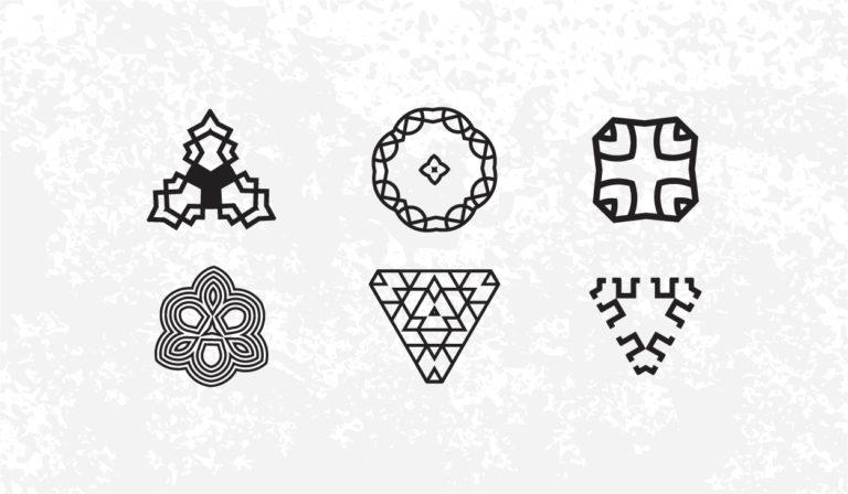 Coleccion de logos para editar y descargar en photoshop - illustrator - corel draw - logotipos comerciales - gratis