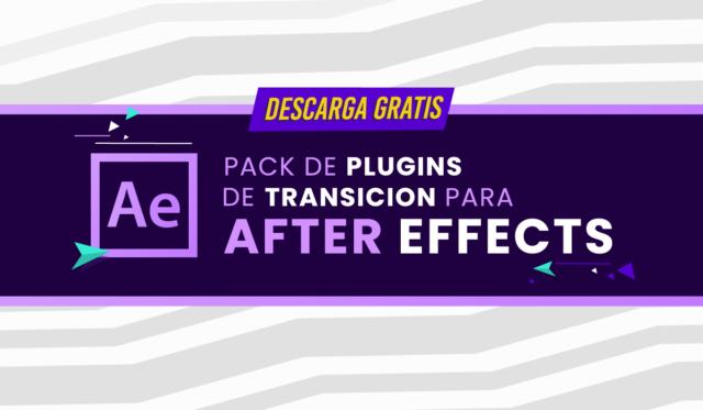 Descarga gratis plantillas - plugins de transiciones para after effects - pack de efectos de preset - descargar gratuita - ae - cc - cs4