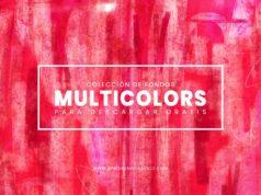 La mejor colección de fondos gratis con colores y manchas de pintura acuarela - hd - descargar