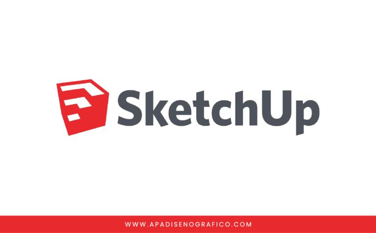 SketchUp 3D - herramienta de diseño - para diseñadores - de uso libre - online