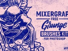 Kit de brushes grunge para ps_pinceles_para_descargar_gratis_brochas_herramientas_de_photoshop
