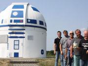 Rediseño de observatorio_ R2 - D2 _laboratio_alemania_star_wars