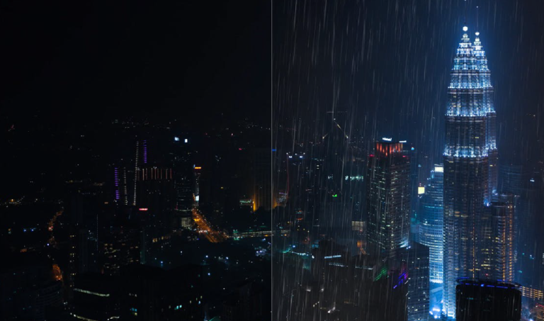 Fondos con efectos de lluvias - alta resolucion - hd - descargar - gratis