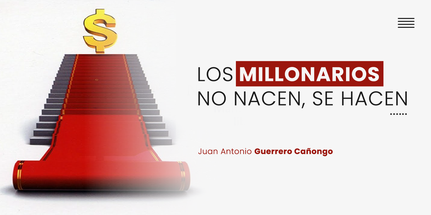 los millonarios no nacen se hacen - libro gratuito - para emprendedores - lideres - autoayuda personal