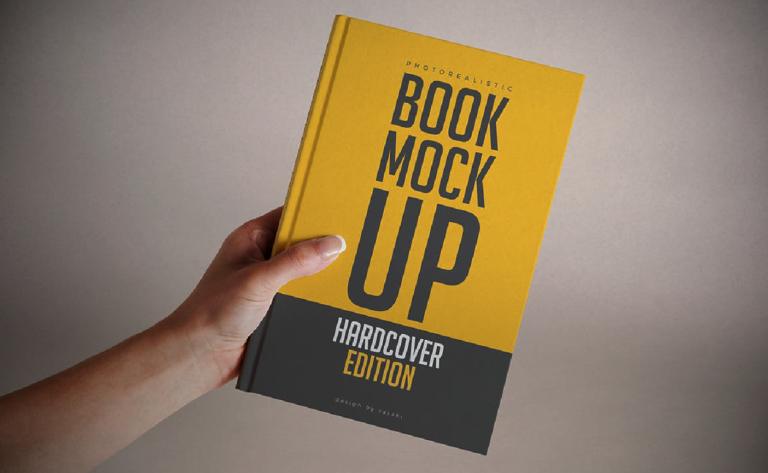 Los mockups son fácil de usar - descarga libros y plantillas de mockups - gratis