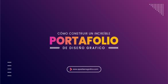 Cómo construir un increíble y creativo portafolio de diseño grafico - tips - diseñadores