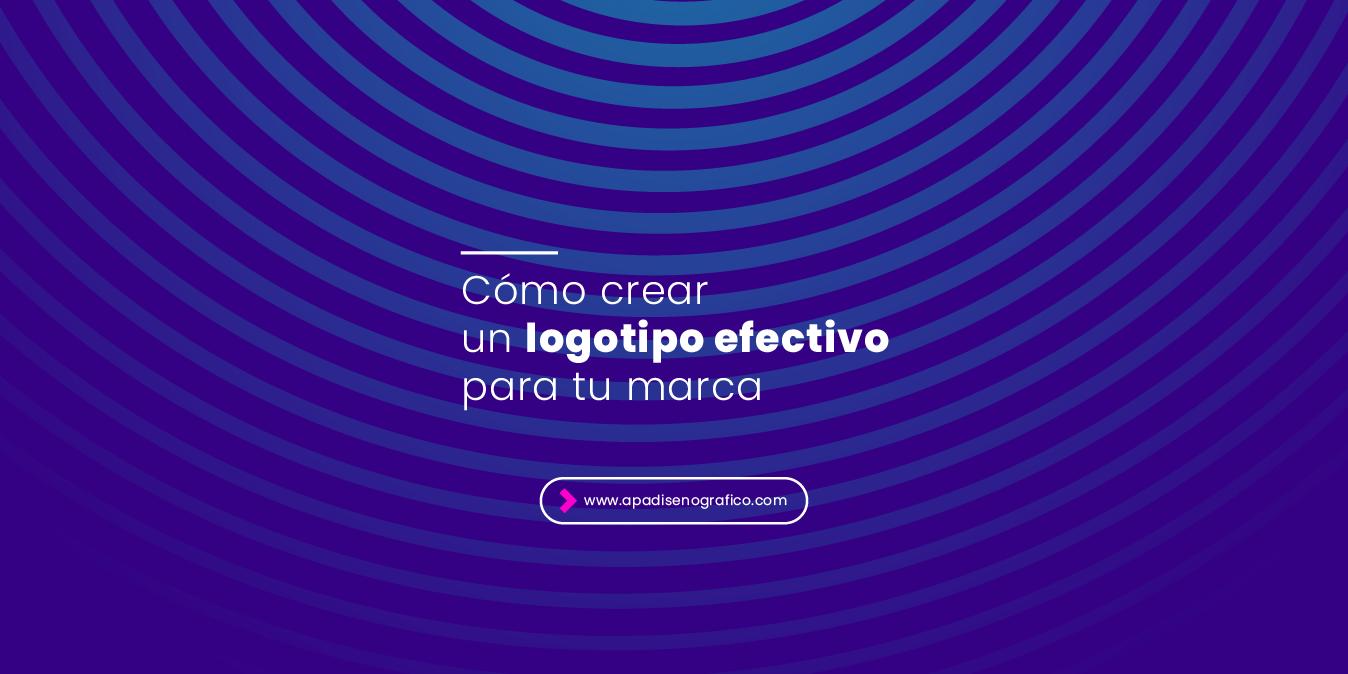 Como crear un logotipo efectivo para tu marca personal -5 consejos para diseñadores graficos