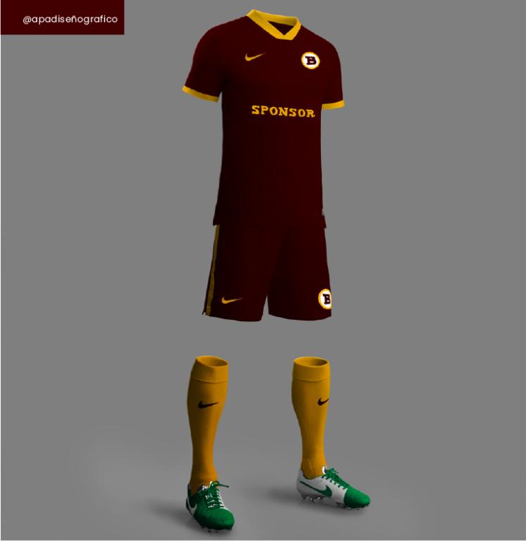 Futbal - football - psd - kit - mockups - templates - uniform - descargar - gratis
