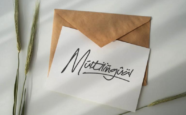 Hasiant - fuente handwritten - tipografia manuscrita - elegante - moderna - tipo firma - para uso libre
