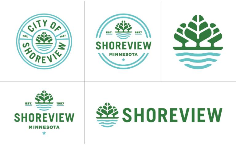 Las 5 Variaciones de un diseño de logotipo