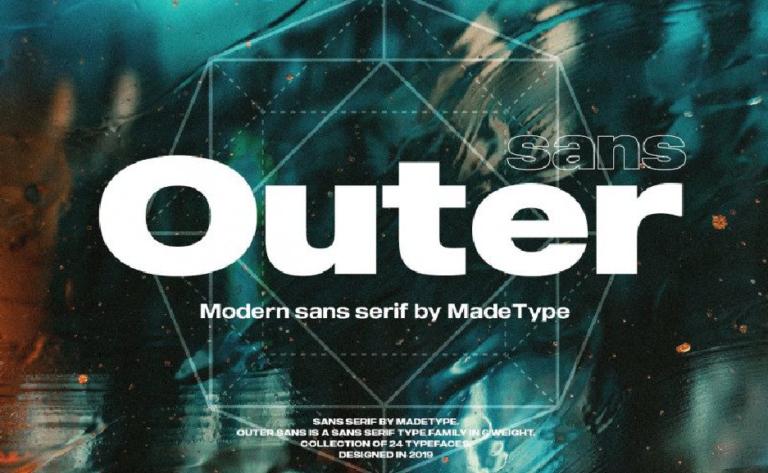 Outer - moderna fuente san serir - para uso gratuito
