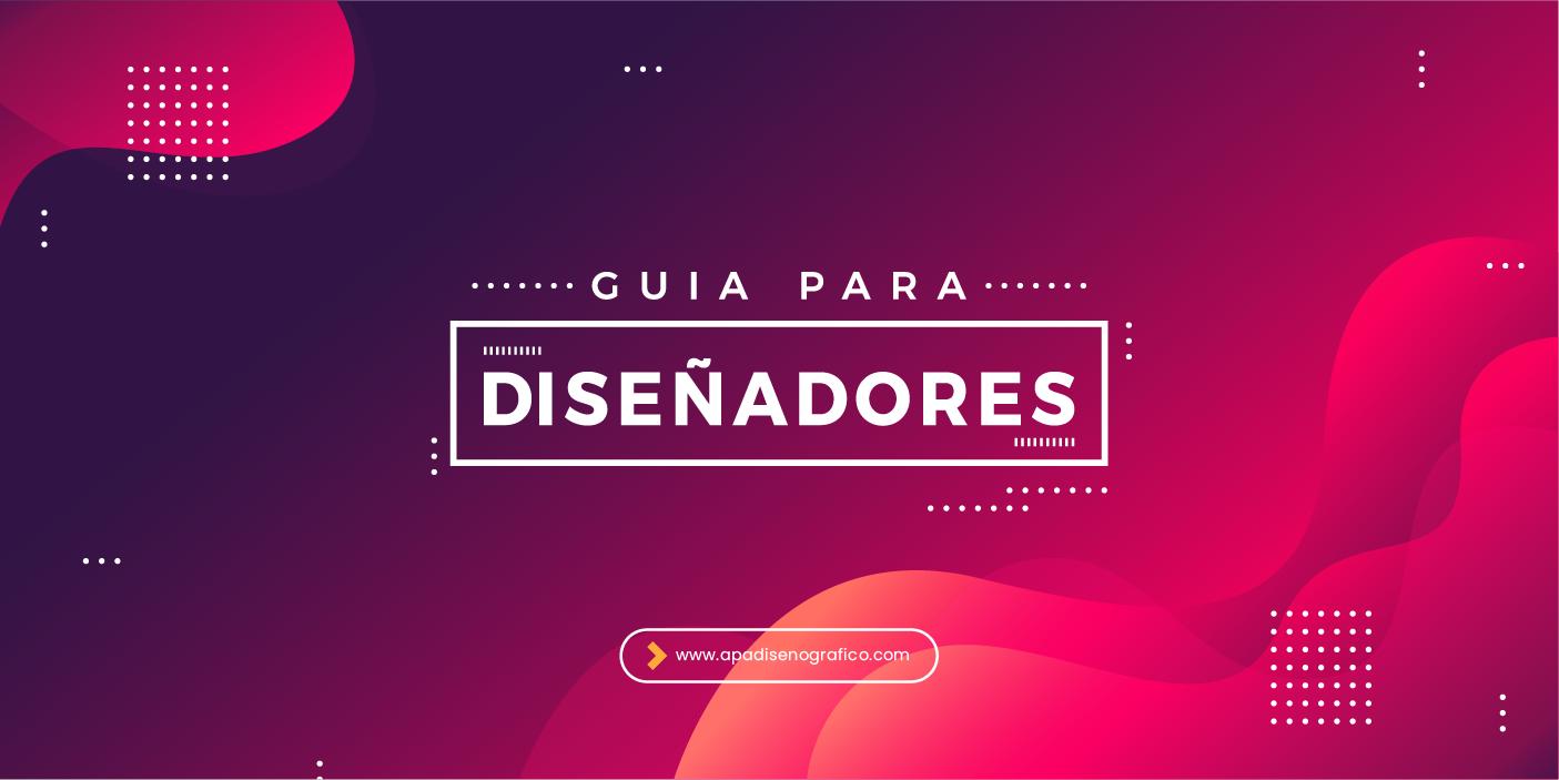 Guia de diseño grafico para diseñadores y creativos